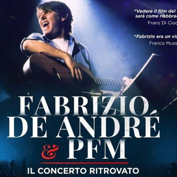 FABRIZIO DE ANDRÉ E PFM