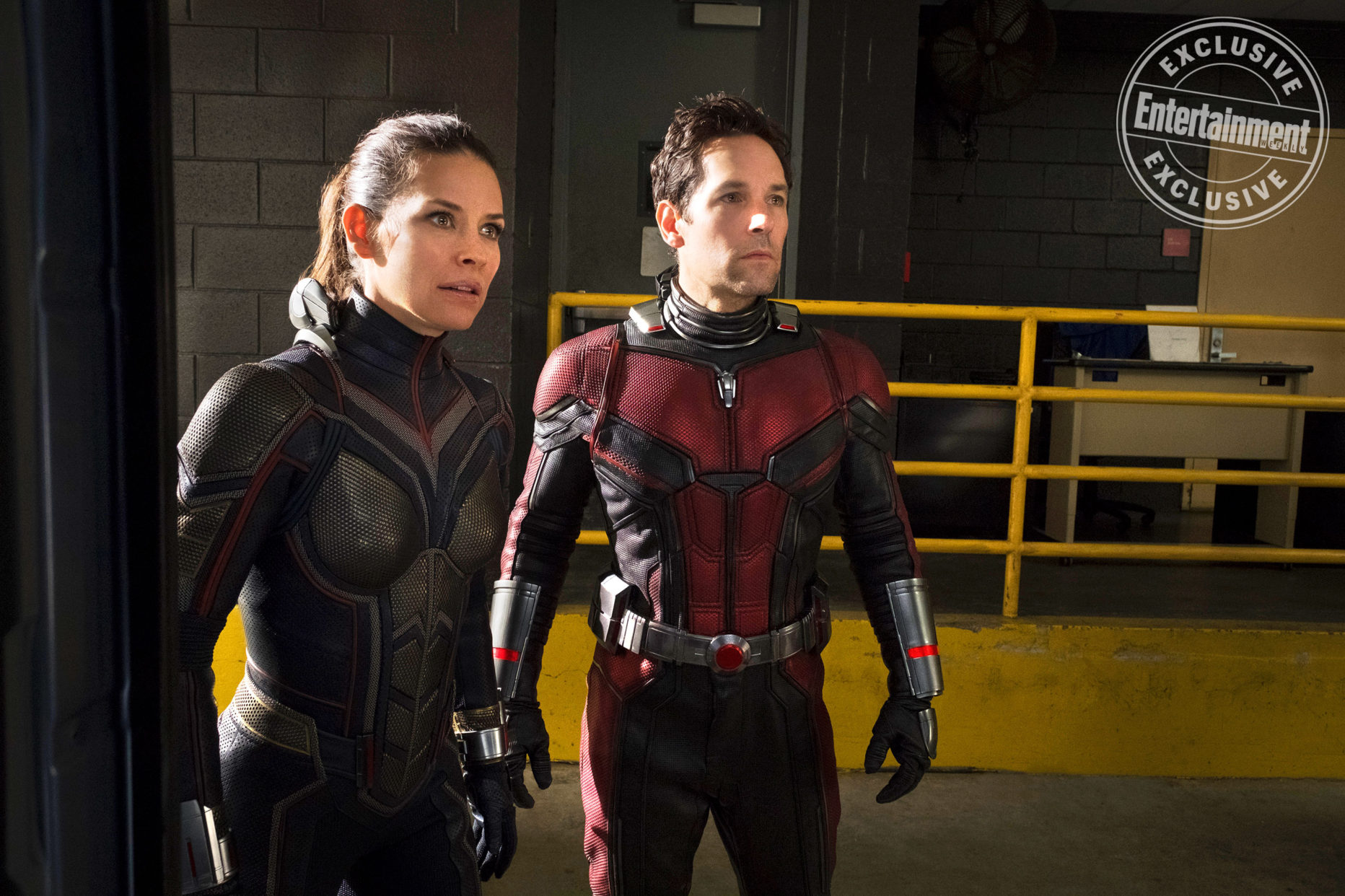 ANT – MAN AND THE WASP