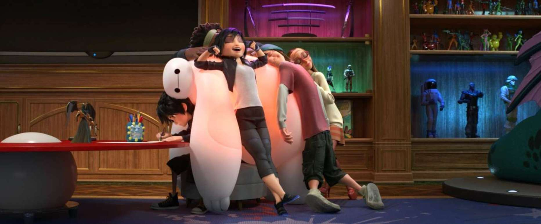 BIG HERO 6 – in 2D e 3D