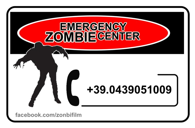 emergency zombie telephone number