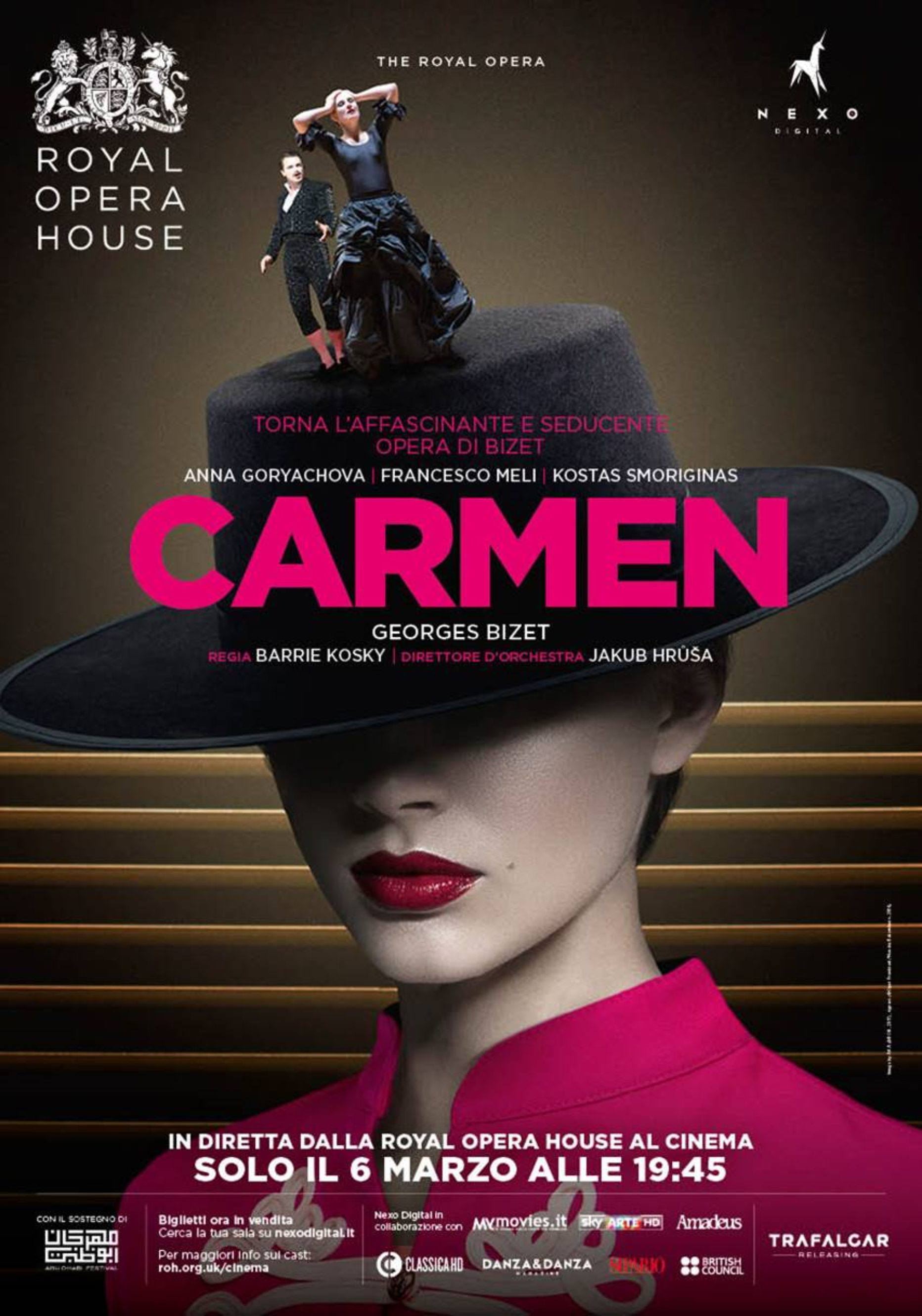 CARMEN – ROYAL OPERA HOUSE