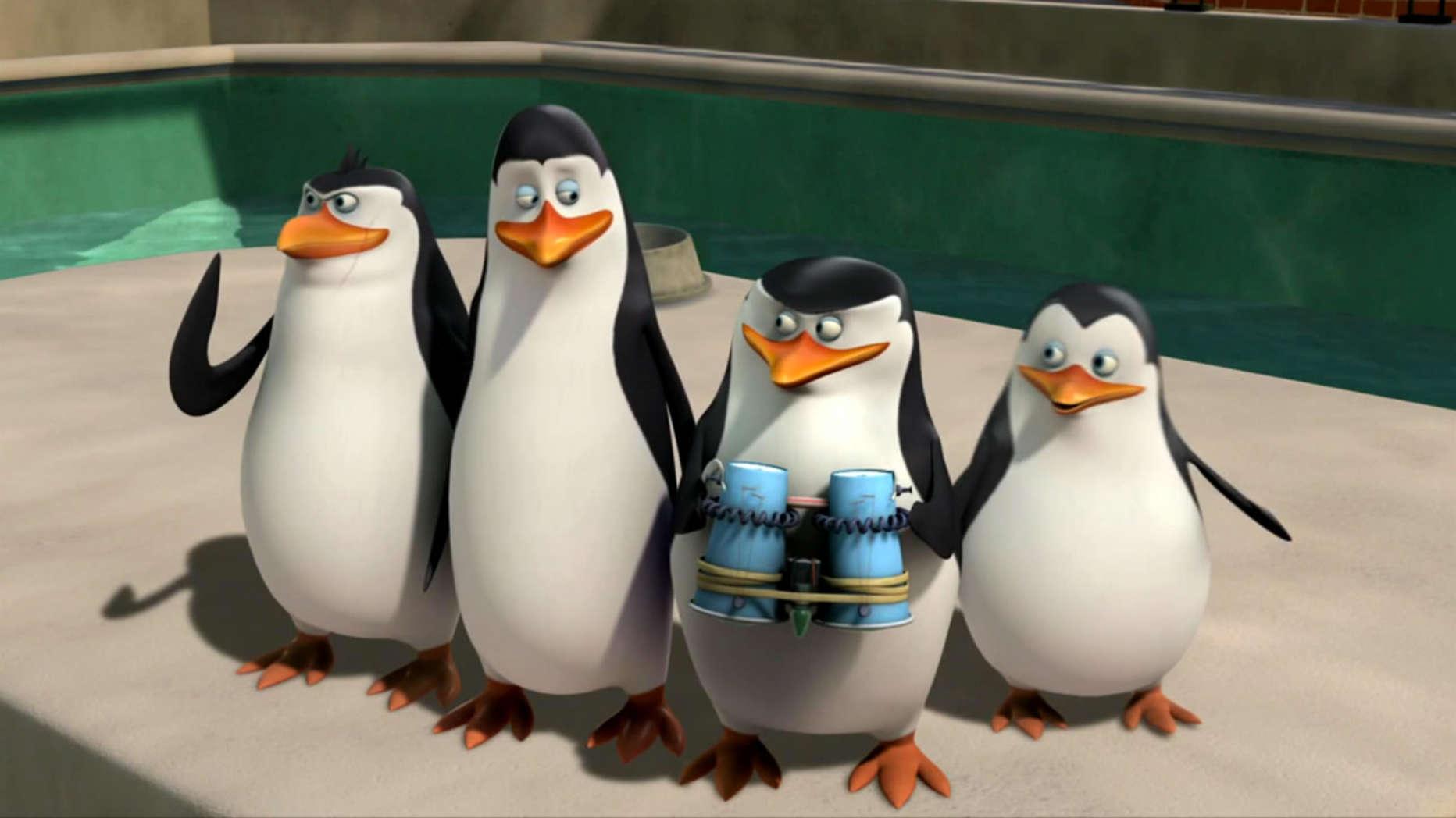 I PINGUINI DI MADAGASCAR – in 2D e 3D