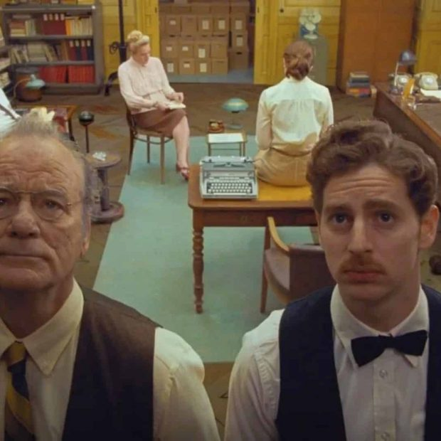 THE FRENCH DISPATCH DI WES ANDERSON